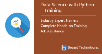 Data Science with Python Training in Pune