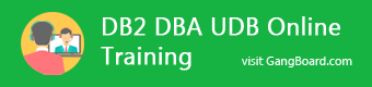 DB2 DBA UDB Online Training