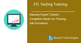 ETL Testing Training in Pune