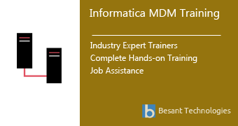 Informatica MDM Training in Pune