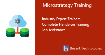 MicroStrategy Training in Pune
