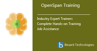 OpenSpan Training in Pune