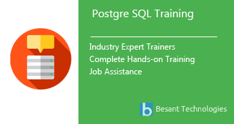 PostgreSQL Training in Pune