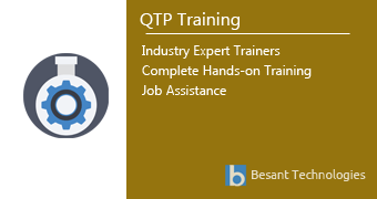 QTP Training in Pune