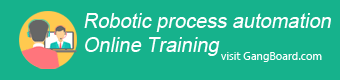 Robotic Process Automation Online Training