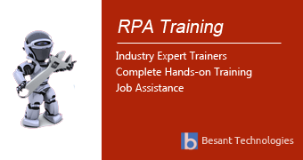 RPA Training in Pune